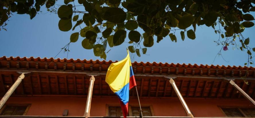 Bandera de Colombia opinión